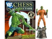 DC Chess Figurine Collection #30 Killer Croc Black Rook Eaglemoss